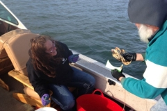 Crabbing with Fish Oregon