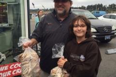 Crabbing with Fish Oregon