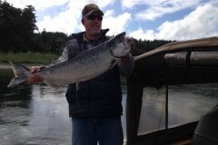 Spring Salmon Fishing with Fish Oregon