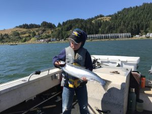Rogue King - Salmon Trips on the Oregon coast